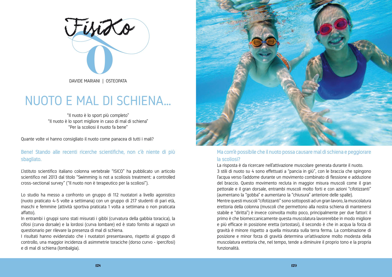 FISIKO - Nuoto e mal di schiena - Ritmika